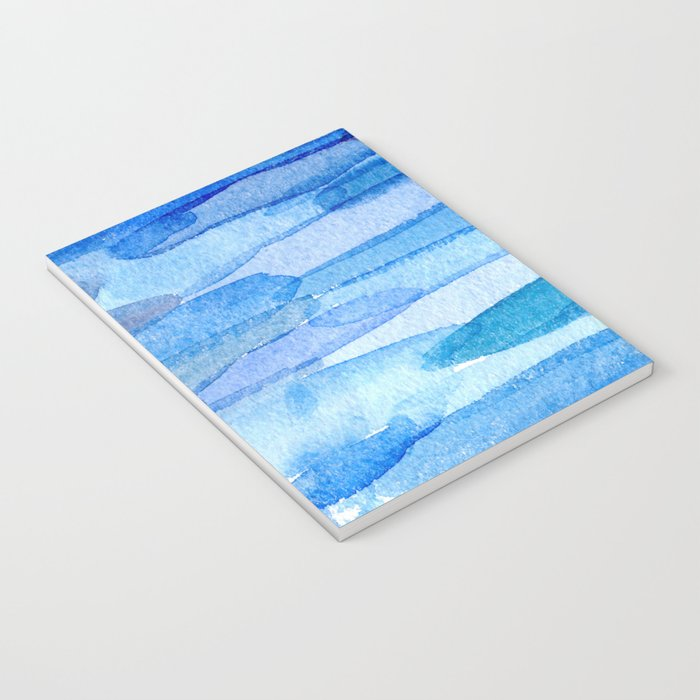 Water shapes Notebook