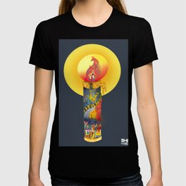 Advent: Candle of Peace T-shirt