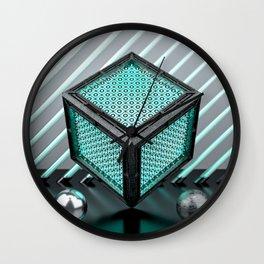Rubik Cube Wall Clock