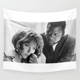 𝟷𝟷𝟶𝟽𝙶𝚘𝚍'𝚜𝙵𝚊𝚟𝚘𝚛𝚒𝚝𝚎 - Sidney Poitier KBE - Shop Society6 Online Photography - BLM Wall Tapestry