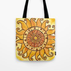 Connected in Energy Tote Bag