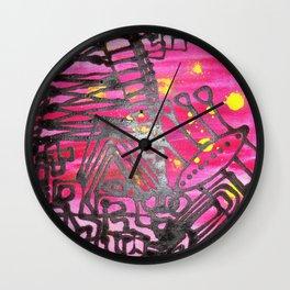 River North Wall Clock