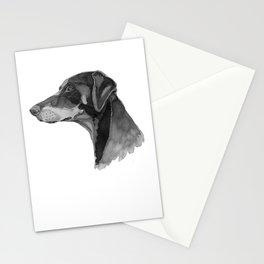 Doberman Stationery Cards
