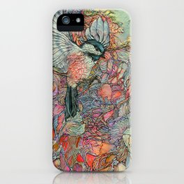 Remembering Delight iPhone Case