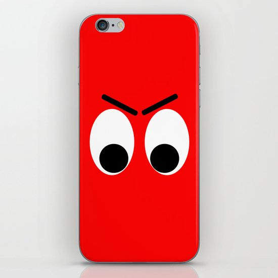 I is Mad iPhone & iPod Skin