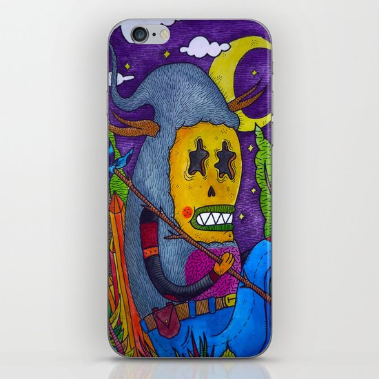A Journey to Anywhere iPhone & iPod Skin