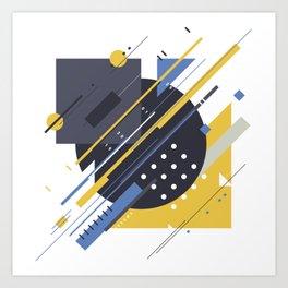Core Cubrix 245 Art Print