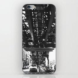 tracked iPhone Skin