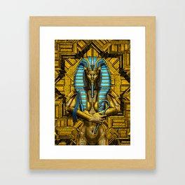 Sacred Queen Framed Art Print