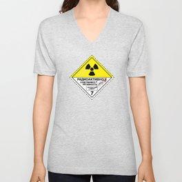 Radiation Unisex V-Neck