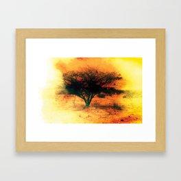 Africa 2 Framed Art Print