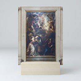 Titian - Annunciation Mini Art Print