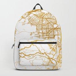MEDELLÍN COLOMBIA CITY STREET MAP ART Backpack