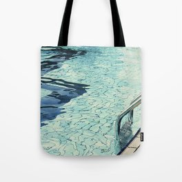 Summertime swimming Tote Bag