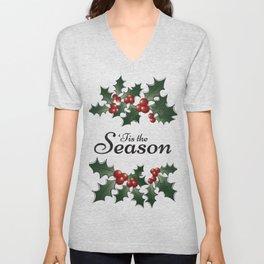 'Tis the Season Unisex V-Neck