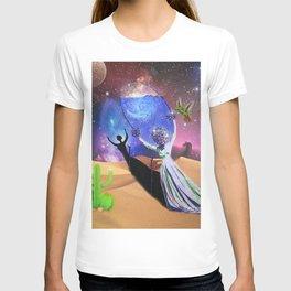 Dali in Desert Wonderland T-shirt