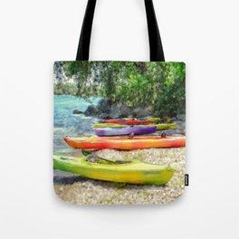 Summer Day Fun Tote Bag