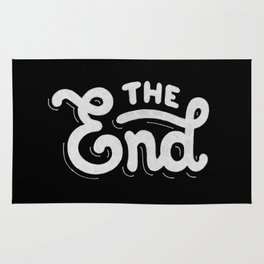 The end #2 Rug