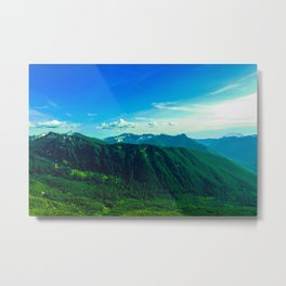 cispus valley Metal Print