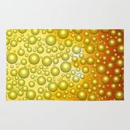 Cheerful bubbles Rug