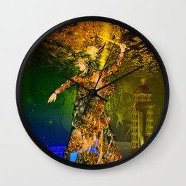 goldstick Wall Clock