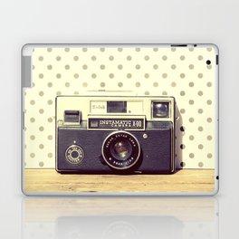 Vintage Camera Love: Kodak Instamatic! Laptop & iPad Skin