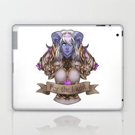 Lightforged Laptop & iPad Skin