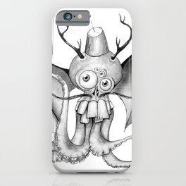 MonoChro-Monster iPhone Case
