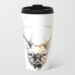 Dear Deer Metal Travel Mug