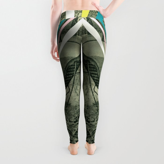 Capture Leggings