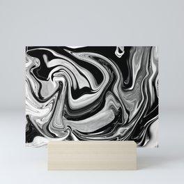 Art of Black and White Mini Art Print