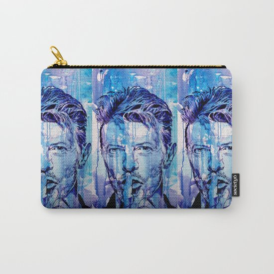 Talking about ART is like dancing about architecture Carry-All Pouch
