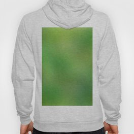 Color gradient and texture 67 green Hoody