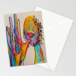 American Sign Language Grandmother Stationery Cards