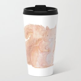 squirrel Metal Travel Mug