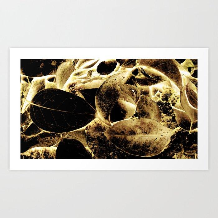 """Pressed Death"" Art Print"