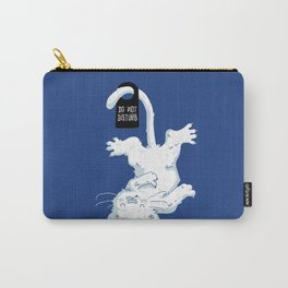 Do not disturb! Carry-All Pouch