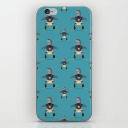Sharkbots iPhone Skin