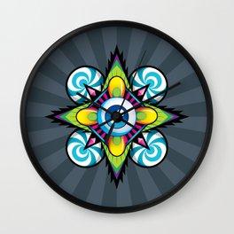 Eye Kandy Wall Clock