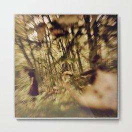 Mystica forest Metal Print