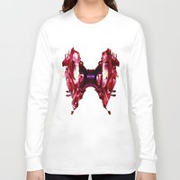 lichtenstein Long Sleeve T-shirts featuring KISSME by lucborell