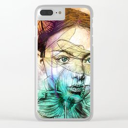 Fae Clear iPhone Case