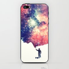 Painting the universe iPhone & iPod Skin