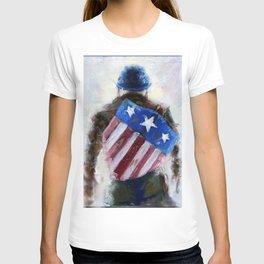 Captain Murica T-shirt