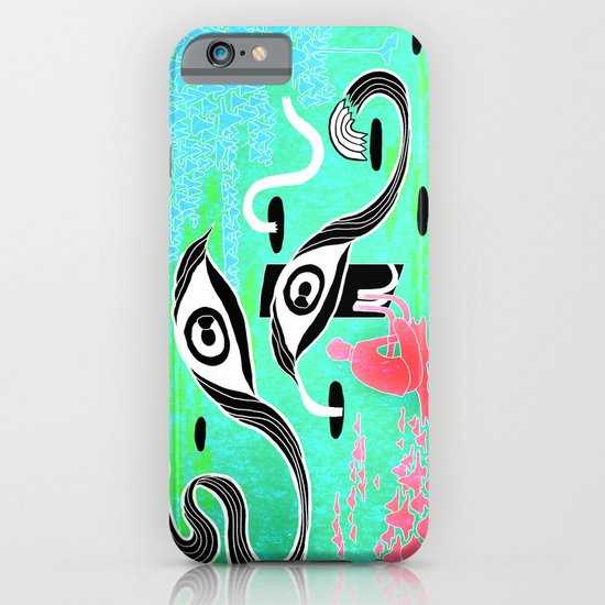 """The Terror"" by Steven Fiche iPhone & iPod Case"