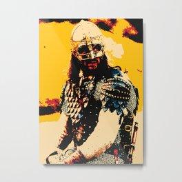Beowulf  Metal Print