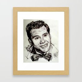 Ricky Ricardo Framed Art Print