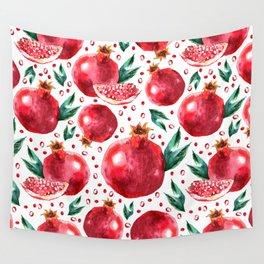 Pomegranates Wall Tapestry