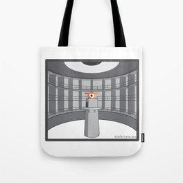 panoptic glance Tote Bag