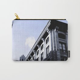 Corner Sky - Blue Carry-All Pouch